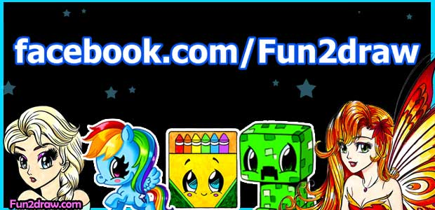 Follow Fun2draw on Facebook, and take a look at the fan art from other fans!