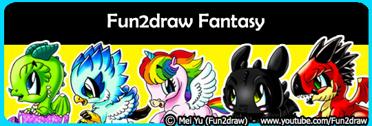 Get to draw fantasy and fairy tale characters, like unicorns, princesses, and dragons!