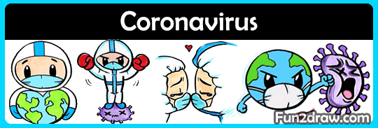 Learn How to Draw Doctors Fighting Coronavirus - Free ...